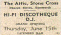 The Attic Discotheque
