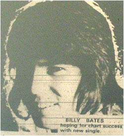 "Tamworth born singer-guitarist-song writer Phil ""Billy"" Bates has changed record labels and is now with a new company ""Survival""."