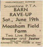 19/06/76 - Barn Rave-up, Brooster (sic.), Jester