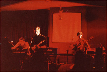 Ulterior Motives and Data Control at the Chequers pub in Hopwas - 16/04/82